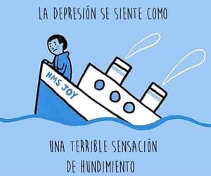 frases, depresion, and trastorno image
