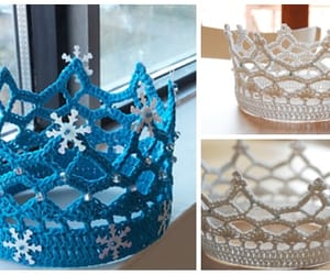 crochet and crown image