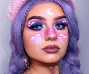 costume, goals, and makeup image