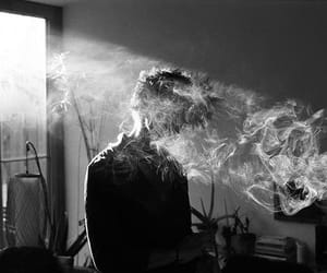 black and white, boy, and black aesthetics image