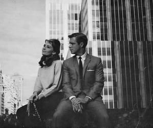 audrey hepburn, Breakfast at Tiffany's, and new york image