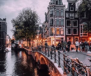 amsterdam, europe, and netherlands image