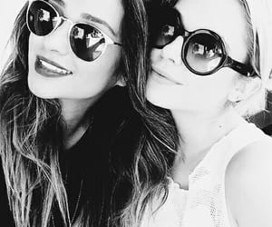 black and white, hannah, and pll image