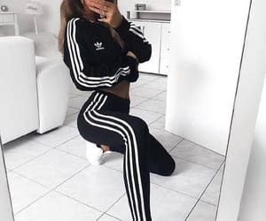 sporty and adidas image