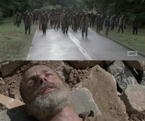 rick, walkers, and 9x04 image