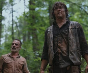 brothers, the walking dead, and daryl image