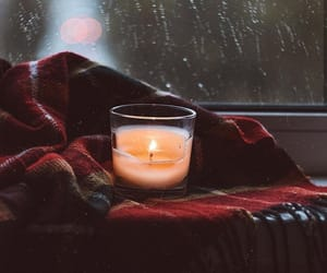 cozy, autumn, and candle image