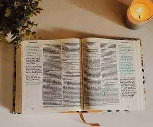 article, bible, and hope image