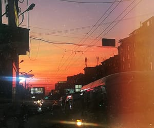 armenia, colors, and sunset image