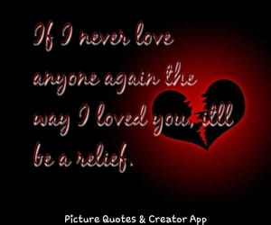 heartbreak, emotionally, and quotes image
