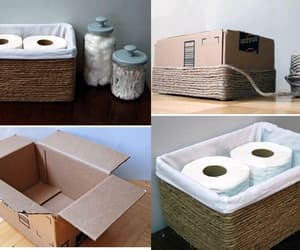carton, diy, and do it yourself image