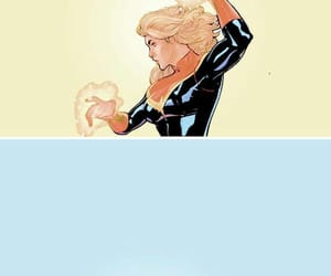 comics, quotes, and captain marvel image