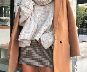 autumn, outfit, and style image