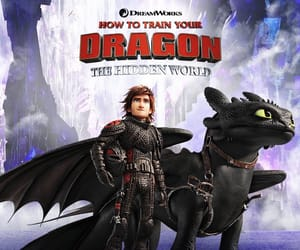 backround, toothless, and how to train your dragon image