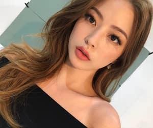 korean, ulzzang, and asian image