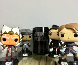 Anakin Skywalker, the clone wars, and cute image