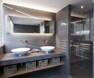 bathroom, home, and Dream image