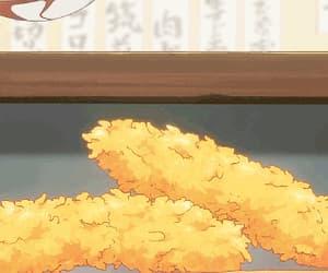 anime, isekai izakaya, and gif image