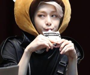 cherish, kpop, and hyungwon image