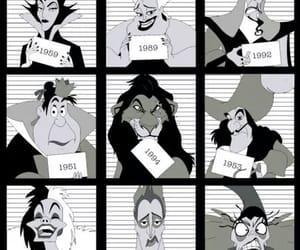disney and villanos image
