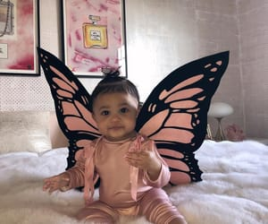 butterfly, makeup, and sweet image