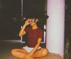 90s, aesthetic, and camera image