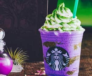 coffe, starbucks, and maleficent image