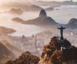 brazil, rio de janeiro, and city image
