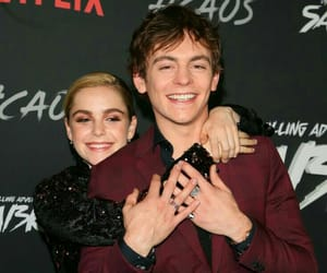 caos, kiernan shipka, and harvey kinkle image