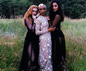 witch, netflix, and caos image