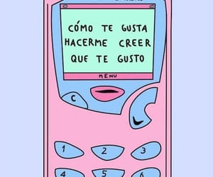 frases, phone, and love image