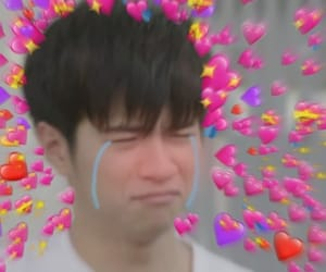 bl, love by chance, and thailand reaction image