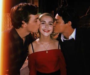 caos, sabrina spellman, and gavin leatherwood image