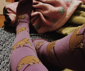 chill and knee socks image