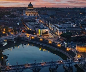italy, rome, and venice image