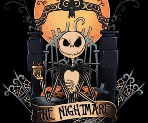 Halloween, jack skellington, and the nightmare before christmas image