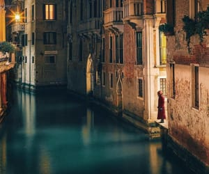building, city, and venice image