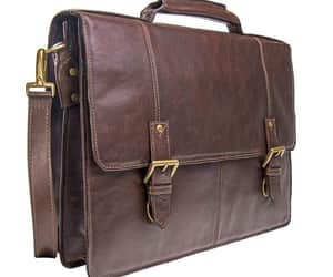 bags, men, and briefcases image
