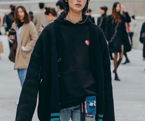 korean, street fashion, and streetwear image