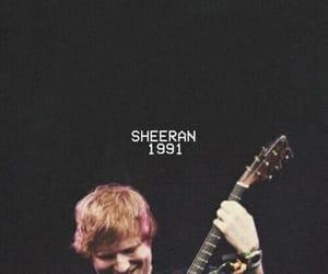 ed sheeran, 1991, and wallpaper image