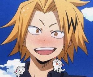 anime, bnha, and boy image