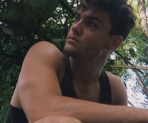 awww, his face, and grayson dolan image