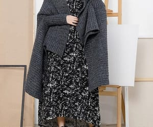 etsy, sweater coat, and oversize coat image