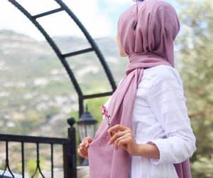 hijab, islam, and hijab fashion image