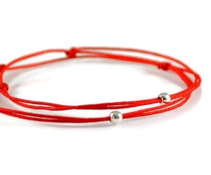 etsy, friendship bracelet, and wish bracelet image