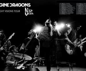 imagine dragons and nico vega image