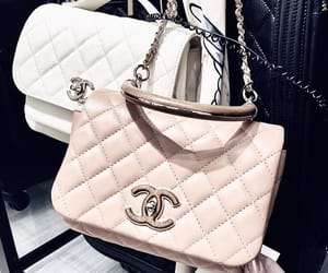 bags, chanel, and fashion image