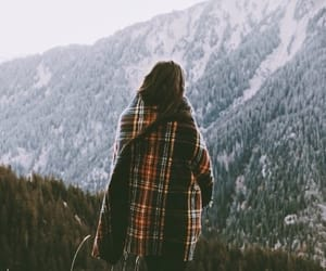 travel, indie, and mountains image