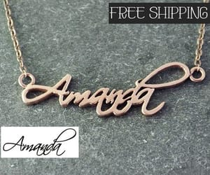 bracelet, jewelry, and necklace for her image