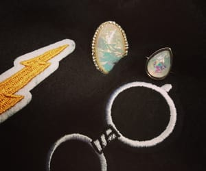 aesthetic, harry potter, and jewelry image